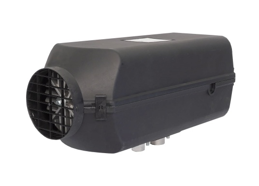 The 4D DELUXE URAL EDITION auxilliary diesel air heater from Autoterm Air is perfect for larger boats from 7.5 m. Adjusting power levels and temperature is child's play. Maximum heating output: 4.0 kW. Voltage: 12V. Supplied with new display. (Image 3 of 19)