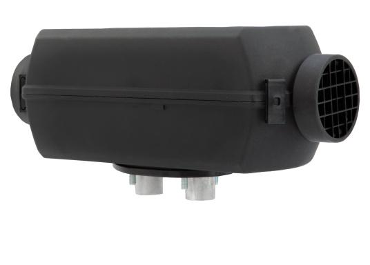 The 4D DELUXE URAL EDITION auxilliary diesel air heater from Autoterm Air is perfect for larger boats from 7.5 m. Adjusting power levels and temperature is child's play. Maximum heating output: 4.0 kW. Voltage: 12V. Supplied with new display. (Image 2 of 19)