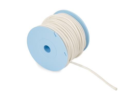 Extremely abrasion-resistant and durable motor starter cord, suitable for various outboard motors. Material: high-strength polyamide, impregnated. Length: 30 m. (Image 2 of 3)