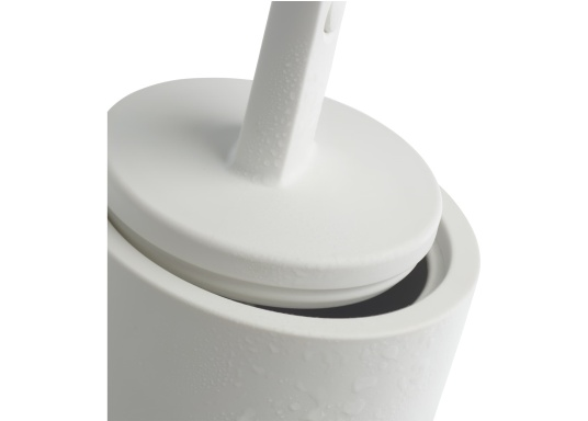 Perfect for use on board! This toilet brush is the perfect size for marine toilets and is conveniently stored in a holder that keeps it safely in place during voyages at sea. (Image 4 of 6)