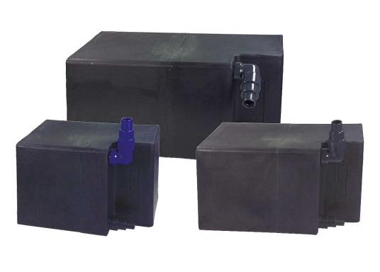 Diese äußerst robusten und geruchsdichten Abwasser - und Fäkalientanks sind aus besonders dichtem ELTEX-Polyäthylen-Kunststoff gefertigt. Lieferbar in verschiedenen Größen.