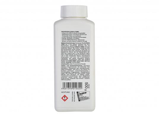 Wirkt effektiv gegenKalkablagerungen, schlechten Geschmack und faulige Gerüche in Trinkwassersystemen.  (Bild 2 von 2)