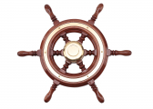 Mahogany Steering Wheels