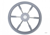 Motor Boat Steering Wheels / grey