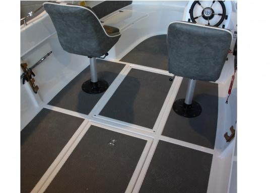 Outstanding Treadmaster Anti Slip Deck Covering White Enkel 85 95 Theyellowbook Wood Chair Design Ideas Theyellowbookinfo