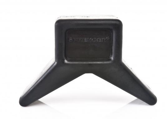 Schutz für Trailer und Boot - das bietet dieser Stopper und Stevenschutz aus Gummi. Erhältlich in 3 Größen.  (Bild 3 von 9)