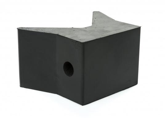 Schutz für Trailer und Boot - das bietet dieser Stopper und Stevenschutz aus Gummi. Erhältlich in 3 Größen.  (Bild 8 von 9)