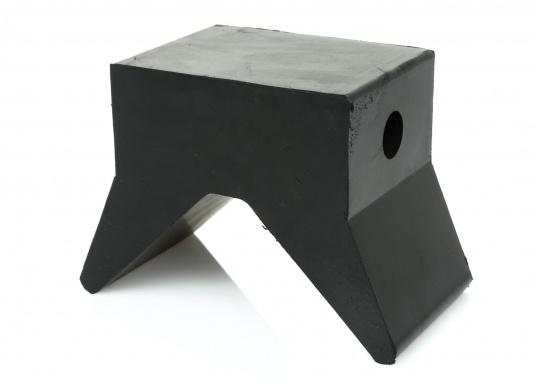 Schutz für Trailer und Boot - das bietet dieser Stopper und Stevenschutz aus Gummi. Erhältlich in 3 Größen.  (Bild 9 von 9)
