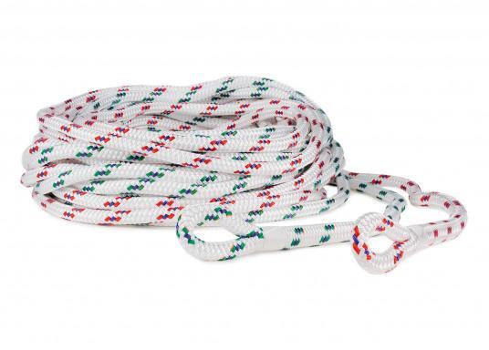 Mit diesen fertig konfektionierten Schoten mit eingespleißtem Auge und betakeltem Ende sind sie gut ausgerüstet. Lieferbar mit unterschiedlichen Taudurchmessern und -längen im Doppelpack in den Farben Rot und Grün.