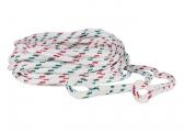 Pre-spliced Sheet Rope for Headsail