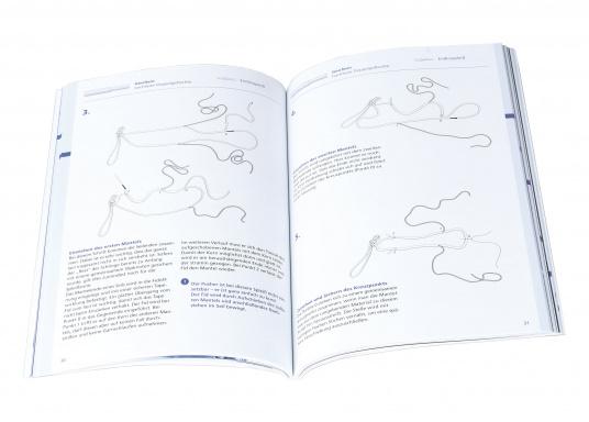 Praxisnahes und gut verständliches Spleißbuch. Wie wird ein Hochleistungsseil ausHigh-Tech-Fasern richtig gespleißt? Das und mehr erfahren Sie im Spleißbuch.