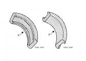 Profili ed angoli in legno pregiato