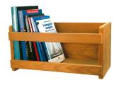 Teak Bücherregal