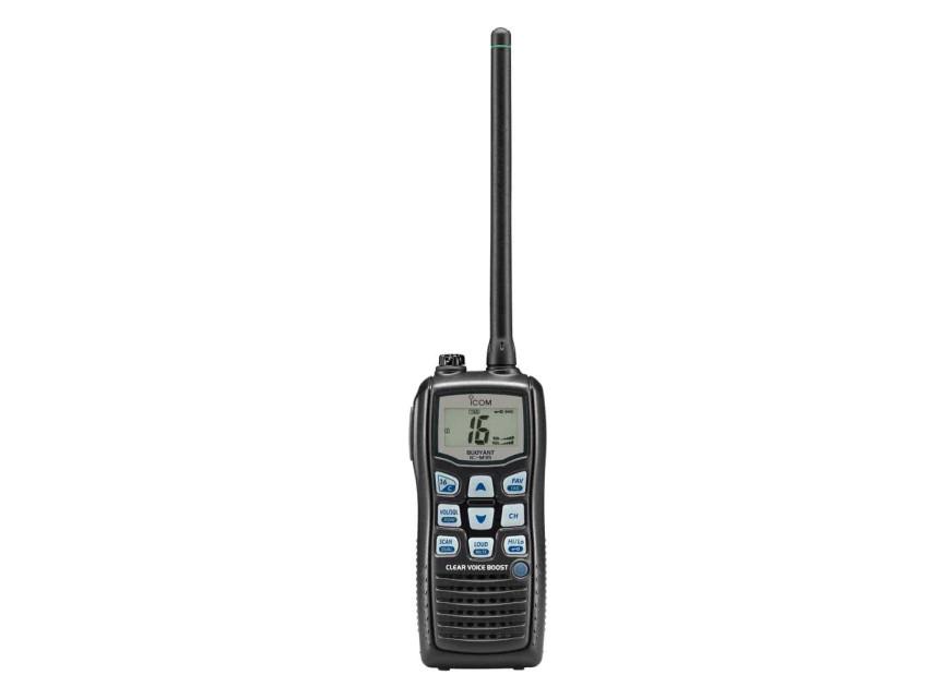 ICOM UKW-Handfunkgerät IC-M35 nur 168,99 € jetzt kaufen | SVB Yacht ...