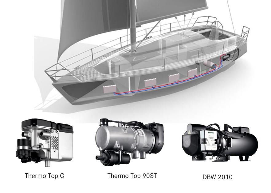 WEBASTO Wasserheizsysteme ab 1.439,95 € jetzt kaufen | SVB Yacht ...