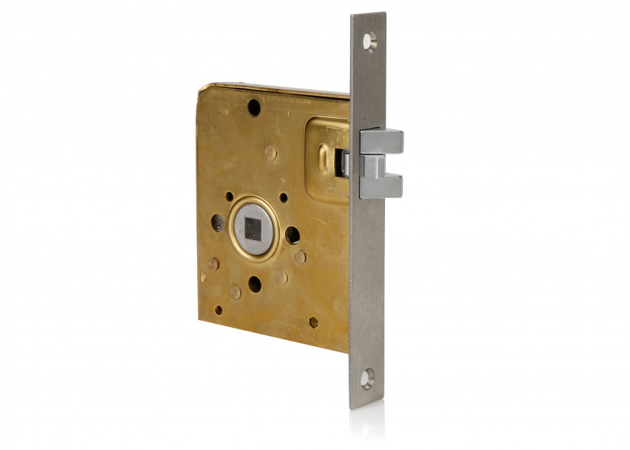 Mortise Lock for Cabin Door / right buy now | SVB Yacht and boat equipment