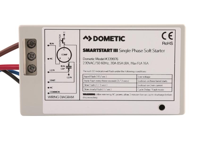 DOMETIC Smartstart III only 516,76 € buy now   SVBSVB