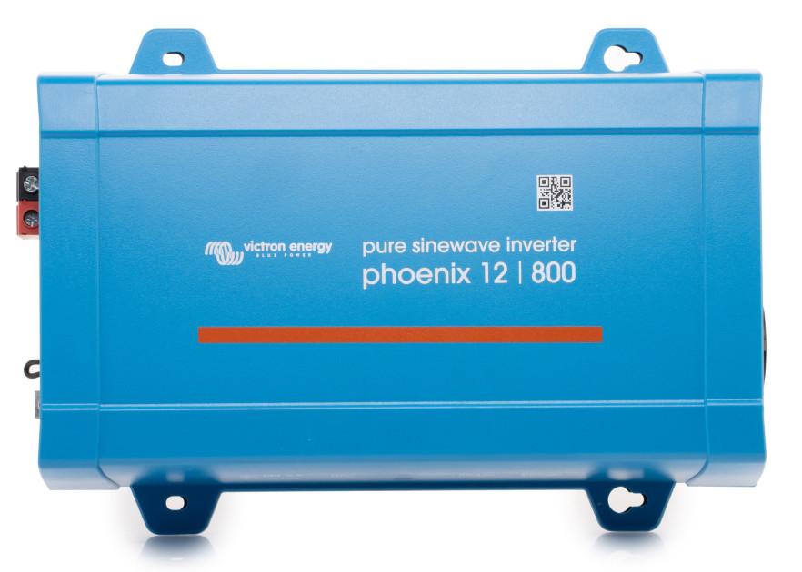 Wechselrichter Phoenix 12//800 VE.Direct 650 W 1500 W Schuko Sinuswechselrichter