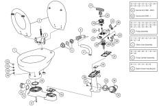 Modèle Comfort avec couvercle Softclose 29120-5100