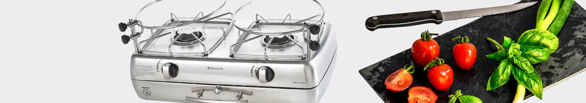 Dometic hobs and ovens mood image